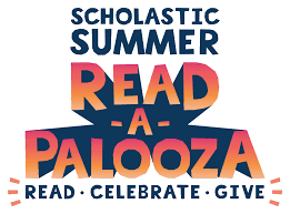 Lincoln Elementary Scholastic Summer Read-a-Palooza Virtual Book Fair!